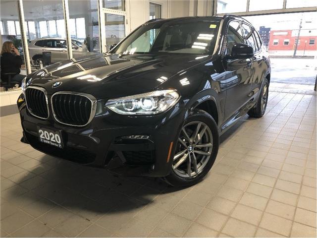 2020 BMW X3 xDrive30i (Stk: BF2025) in Sarnia - Image 1 of 11