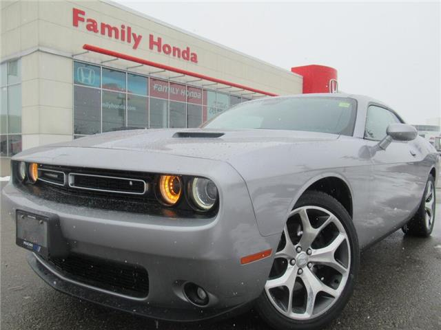 2016 Dodge Challenger 2dr Cpe SXT Plus   JUST ARRIVED!!   (Stk: 239589T) in Brampton - Image 1 of 23