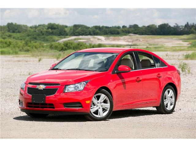 2015 Chevrolet Cruze DIESEL (Stk: 555795) in Toronto, Ajax, Pickering - Image 1 of 2