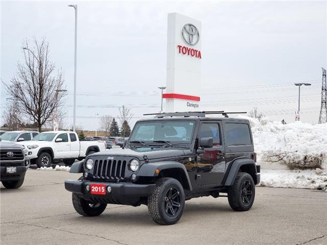 2015 Jeep Wrangler  (Stk: 20197A) in Bowmanville - Image 1 of 22