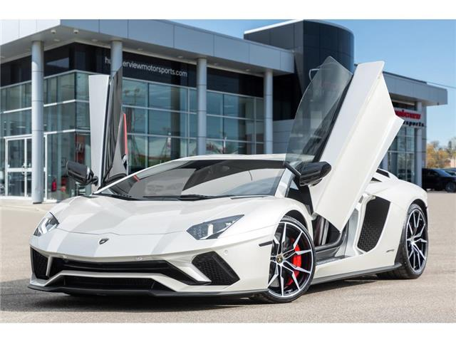 2017 Lamborghini Aventador Aventador|NAVI|REAR CAM|CARBON ENGINE|CARBON SEATS (Stk: 06133) in Mississauga - Image 1 of 33