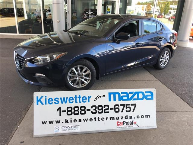 2015 Mazda Mazda3 GX (Stk: U3854) in Kitchener - Image 1 of 26
