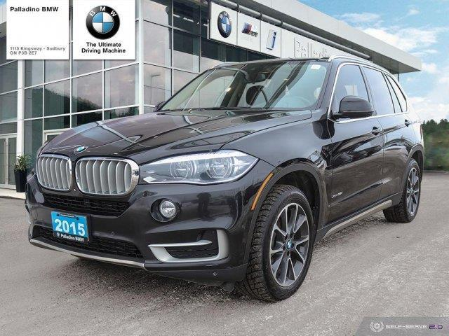 2015 BMW X5 xDrive35i (Stk: U0062B) in Sudbury - Image 1 of 21