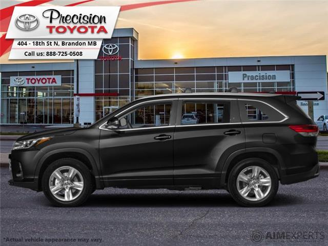 2019 Toyota Highlander Limited AWD (Stk: 19493) in Brandon - Image 1 of 1