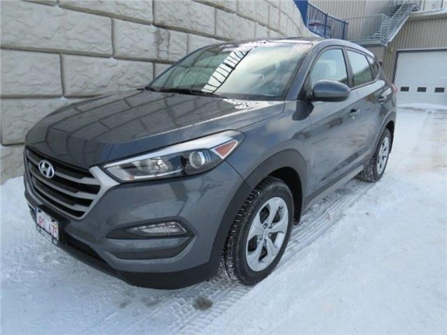 2017 Hyundai Tucson  (Stk: D91042A) in Fredericton - Image 1 of 21