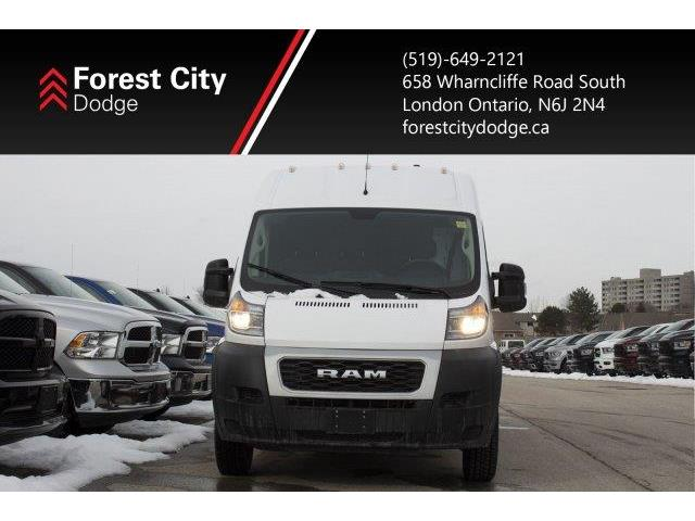 2019 RAM ProMaster 3500 High Roof (Stk: 20-6012A) in London - Image 1 of 10