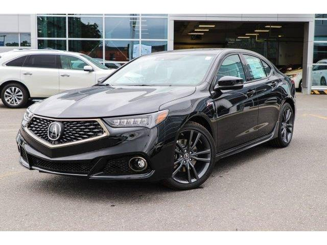 2020 Acura TLX Tech A-Spec w/Red Leather (Stk: 19140) in Ottawa - Image 1 of 30