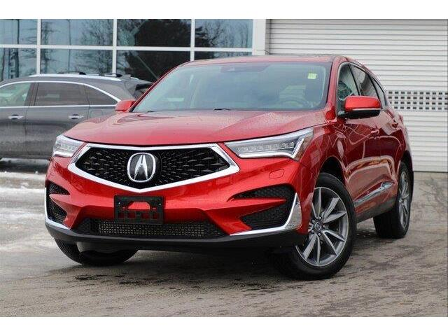 2019 Acura RDX Elite (Stk: P19107) in Ottawa - Image 1 of 30