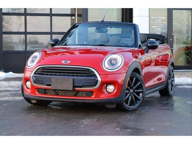 2016 MINI Convertible Cooper (Stk: 3819A) in Ottawa - Image 1 of 27