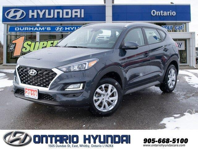 2019 Hyundai Tucson Preferred (Stk: 76863K) in Whitby - Image 1 of 20