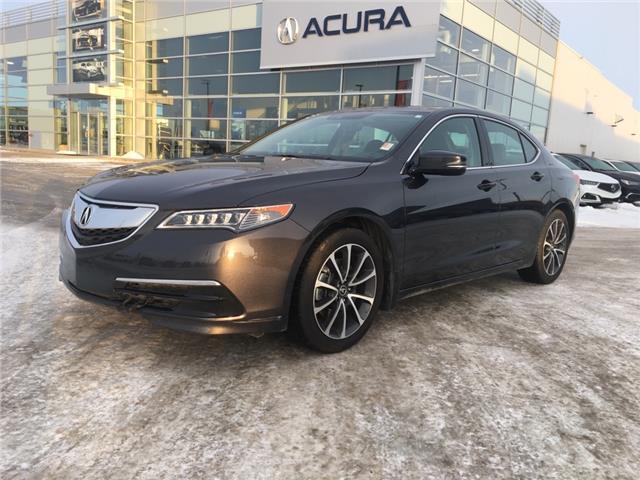 2015 Acura TLX V6 Tech (Stk: -) in Saskatoon - Image 1 of 1
