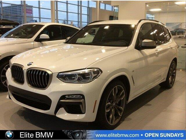 2019 BMW X3 M40i (Stk: 13138) in Gloucester - Image 1 of 24