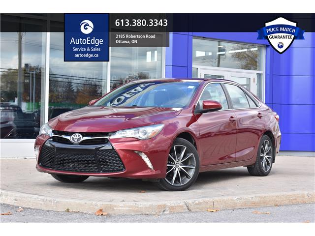 2016 Toyota Camry SE (Stk: A0012) in Ottawa - Image 1 of 29