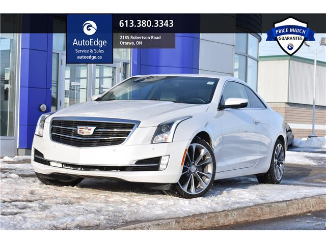 2015 Cadillac ATS 2.0L Turbo Luxury (Stk: A0136) in Ottawa - Image 1 of 28