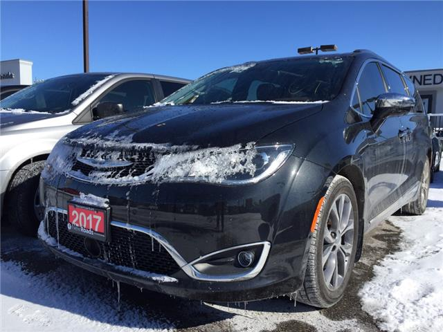 2017 Chrysler Pacifica Limited (Stk: 24674P) in Newmarket - Image 1 of 1