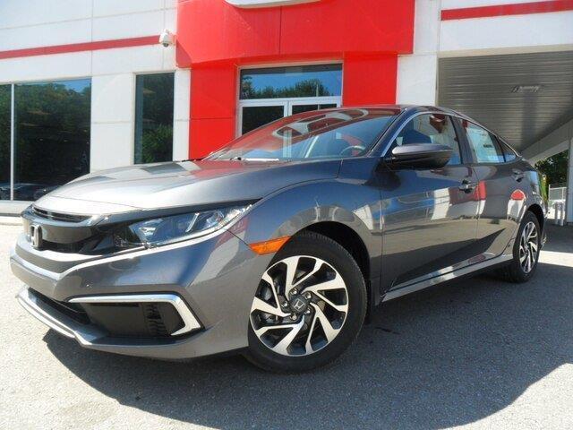 2020 Honda Civic EX (Stk: 10737) in Brockville - Image 1 of 19