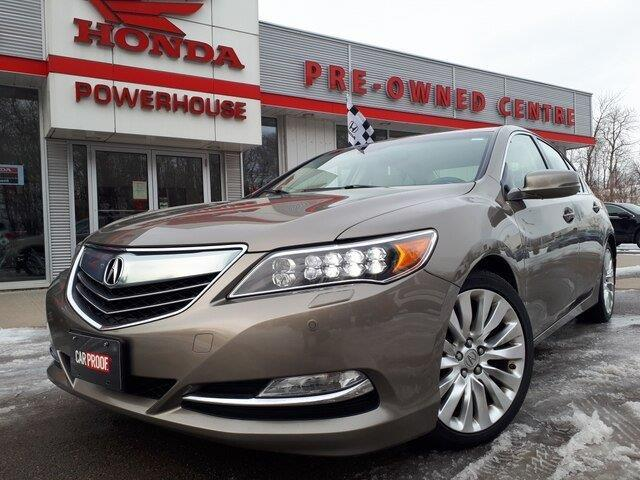 2014 Acura RLX Base (Stk: 10749A) in Brockville - Image 1 of 30