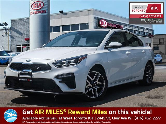 2019 Kia Forte EX Limited (Stk: P574) in Toronto - Image 1 of 17