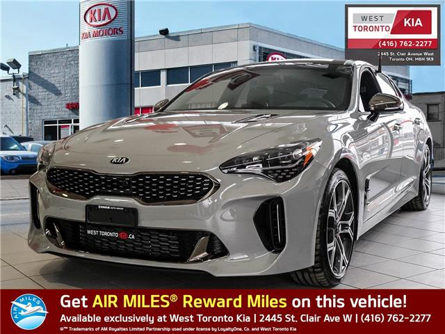 2020 Kia Stinger GT Limited w/Red Interior (Stk: 20141) in Toronto - Image 1 of 22