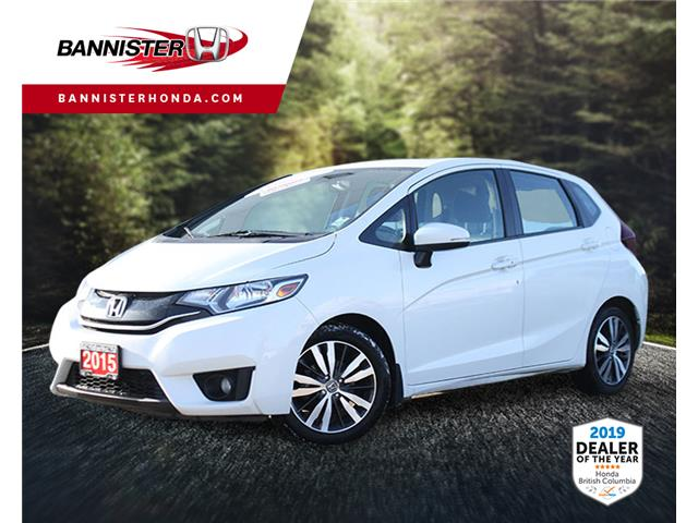 2015 Honda Fit EX-L Navi (Stk: 19-273A) in Vernon - Image 1 of 2