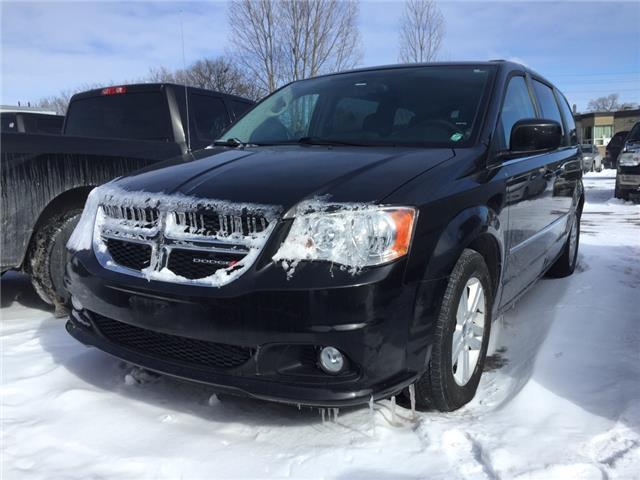 2014 Dodge Grand Caravan Crew (Stk: 24693T) in Newmarket - Image 1 of 1