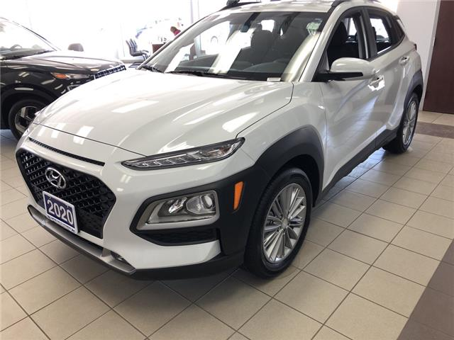 2020 Hyundai Kona 2.0L Preferred (Stk: 9989) in Smiths Falls - Image 1 of 7