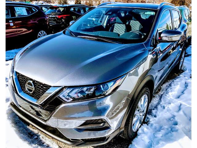 2020 Nissan Qashqai SV (Stk: CLW370028) in Cobourg - Image 1 of 1