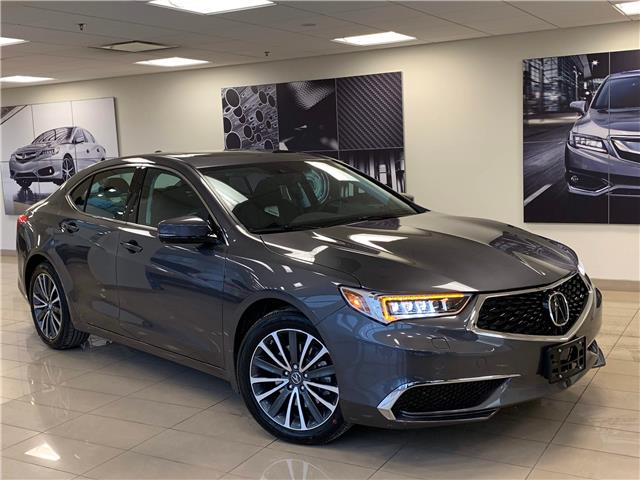 2020 Acura TLX Tech A-Spec w/Red Leather (Stk: TX12996) in Toronto - Image 1 of 1