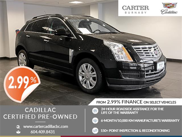 2015 Cadillac SRX Base (Stk: C0-31342) in Burnaby - Image 1 of 24