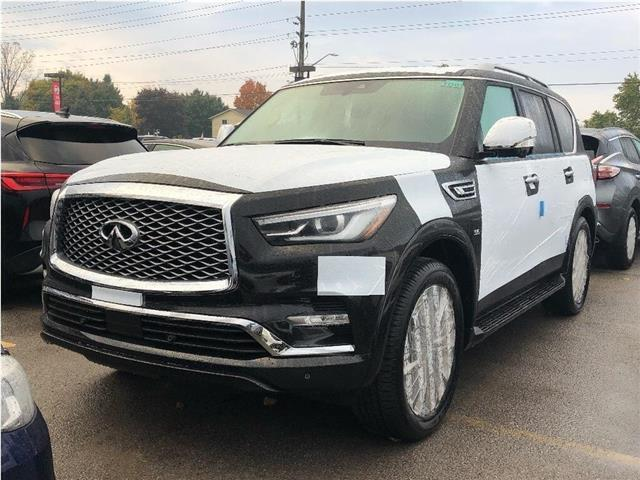 2019 Infiniti QX80 LUXE 7 Passenger (Stk: 19QX801) in Newmarket - Image 1 of 5
