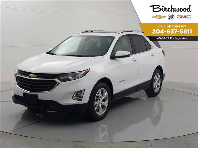 2019 Chevrolet Equinox LT (Stk: F32MCJ) in Winnipeg - Image 1 of 30