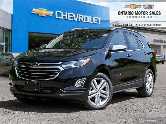 2020 Chevrolet Equinox Premier (Stk: 0112349) in Oshawa - Image 1 of 19