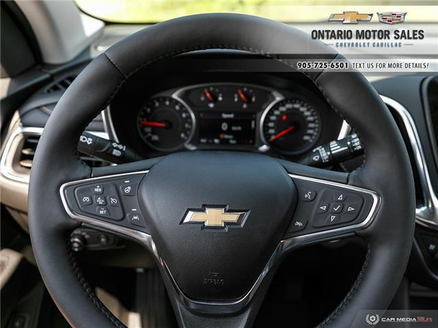 2020 Chevrolet Equinox Premier Premier AWD / TRUE NORTH ...