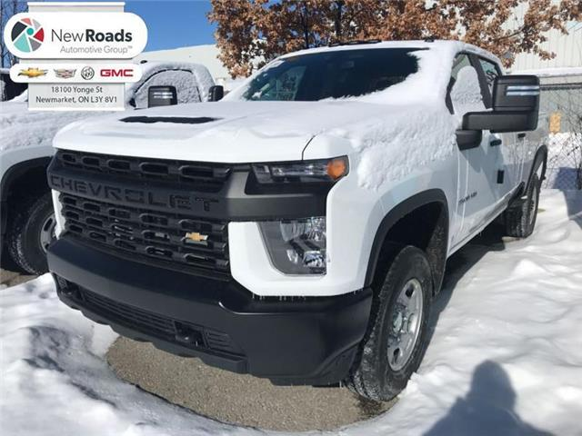 2020 Chevrolet Silverado 2500HD Work Truck (Stk: F206390) in Newmarket - Image 1 of 1