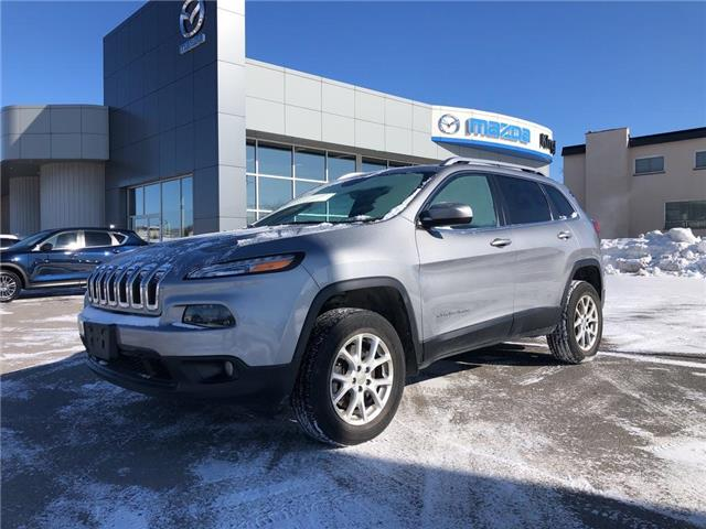 2015 Jeep Cherokee North (Stk: 20T005A) in Kingston - Image 1 of 14