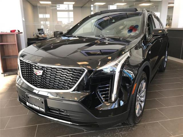 2020 Cadillac XT4 Sport (Stk: F090762) in Newmarket - Image 1 of 22