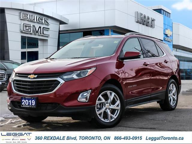 2019 Chevrolet Equinox LT (Stk: T11704) in Etobicoke - Image 1 of 28