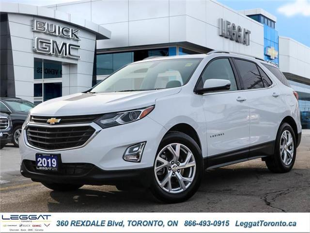 2019 Chevrolet Equinox LT (Stk: T11705) in Etobicoke - Image 1 of 30