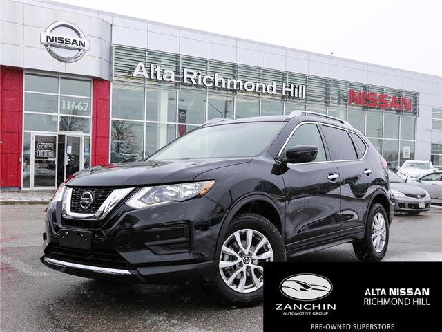 2020 Nissan Rogue S (Stk: RY20R034) in Richmond Hill - Image 1 of 22