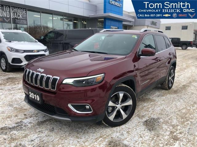 2019 Jeep Cherokee Limited (Stk: 53201R) in Midland - Image 1 of 22