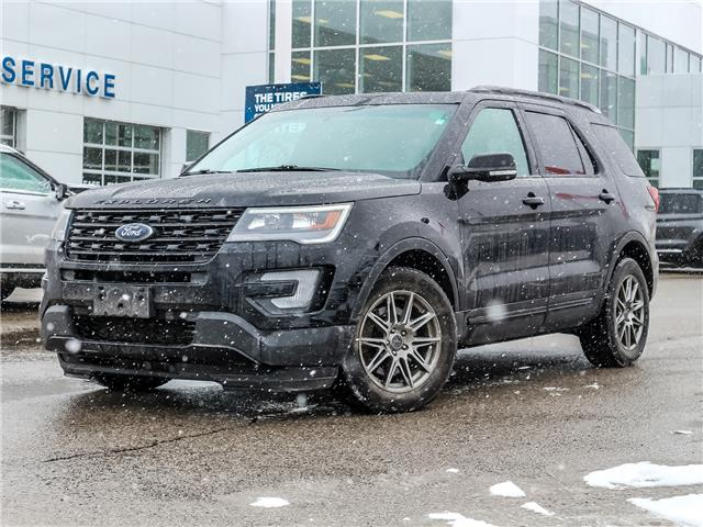 2017 Ford Explorer Sport (Stk: P51242) in Newmarket - Image 1 of 1