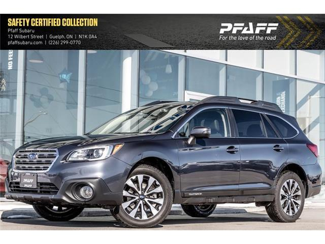 2017 Subaru Outback 2.5i Limited (Stk: SU0172) in Guelph - Image 1 of 22