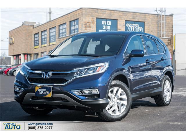 2016 Honda CR-V SE (Stk: 131297) in Milton - Image 1 of 17