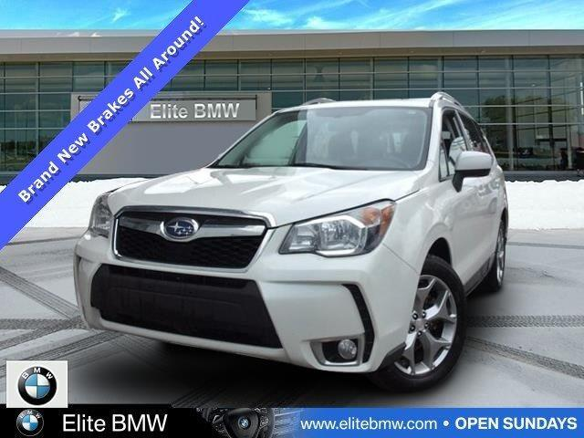 2016 Subaru Forester 2.0XT Touring (Stk: P9181) in Gloucester - Image 1 of 17