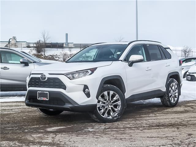 2020 Toyota RAV4 XLE (Stk: 05180) in Waterloo - Image 1 of 19