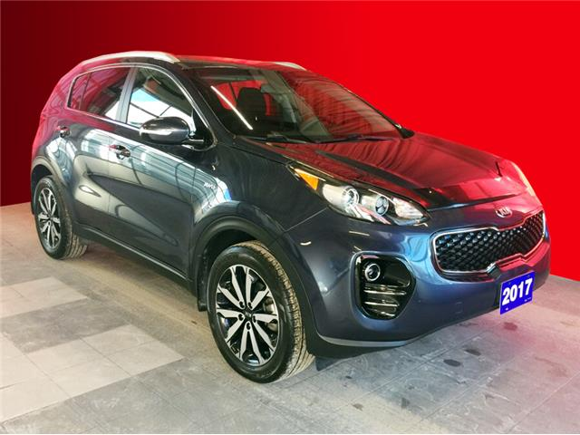 2017 Kia Sportage EX (Stk: BB0733) in Listowel - Image 1 of 16
