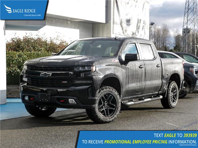 2019 Chevrolet Silverado 1500 LT Trail Boss (Stk: 194200) in Coquitlam - Image 1 of 17