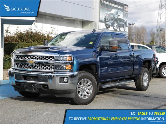 2019 Chevrolet Silverado 3500HD LT (Stk: 190181) in Coquitlam - Image 1 of 16