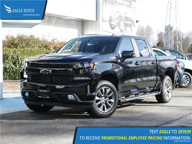 2020 Chevrolet Silverado 1500 RST (Stk: 09218A) in Coquitlam - Image 1 of 18
