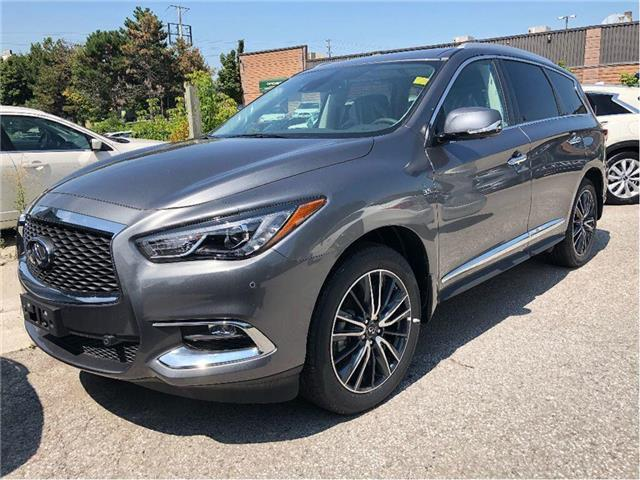 2018 Infiniti QX60 Base (Stk: 18QX6011) in Newmarket - Image 1 of 5